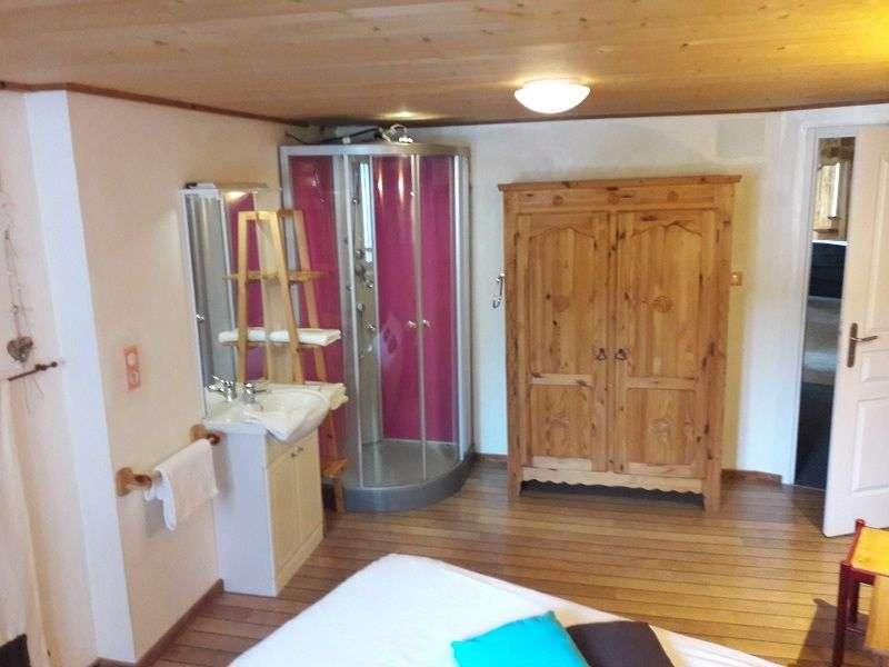 """Chambre appartement chalet """" Les Marmots"""""""