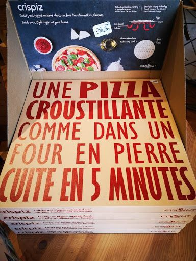 Pierre à pizza
