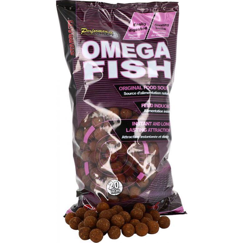 Bouillettes oméga fish