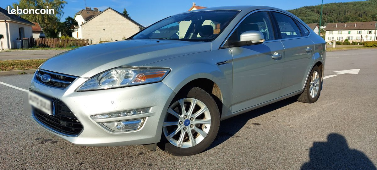 Ford Mondeo 2.0 TDCi 140ch.