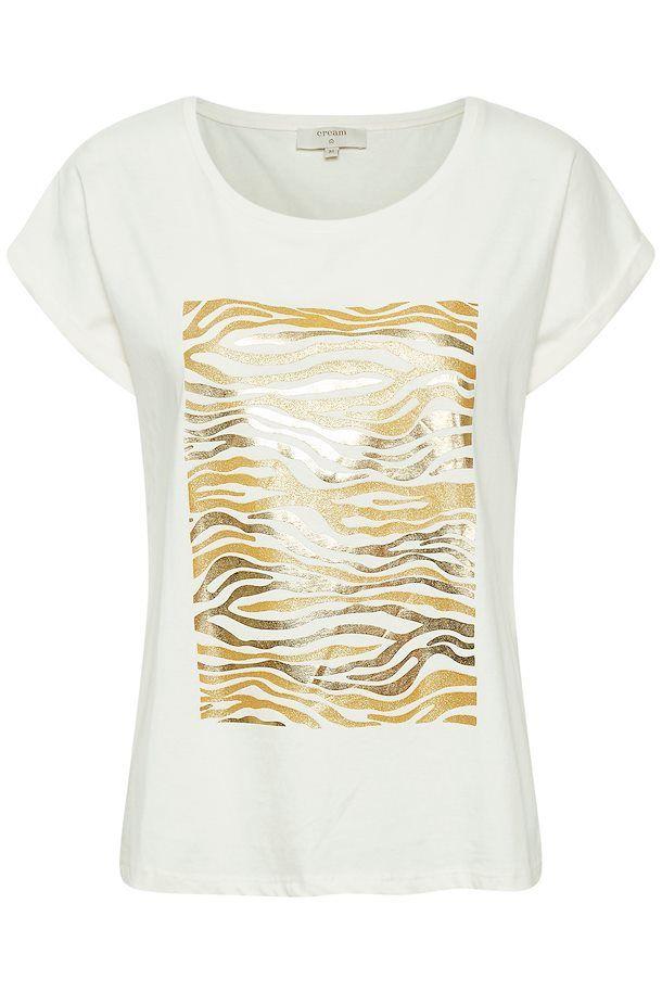 T-shirt Cream